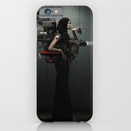 Madame Cinematic iPhone Case