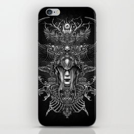Winya No. 80 iPhone Skin
