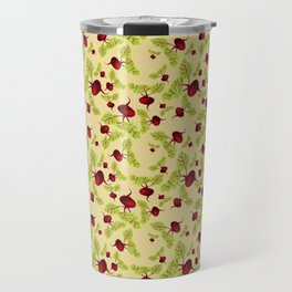Butter Beauty and the Beets Travel Mug