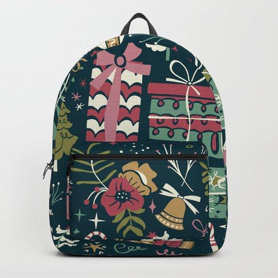 Christmas Joy Backpack