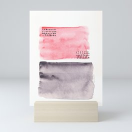 141224 Abstract Minimal 11 Mini Art Print