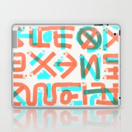 Abstract Graffiti Laptop & iPad Skin