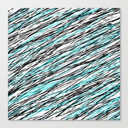 Ice Streak Canvas Print