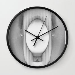 Photocell Wall Clock
