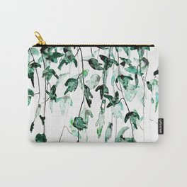 Ivy on the Wall Carry-All Pouch