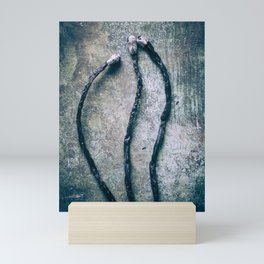 Burnt Matches ( Don´t Play With Fire ) Mini Art Print
