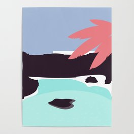 Jameos  del Agua Poster