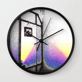 Secret Door Wall Clock
