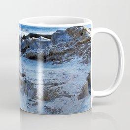 Costal rocks Coffee Mug