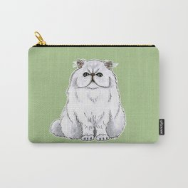 Persian cat Carry-All Pouch