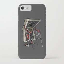 Old Gamer iPhone Case