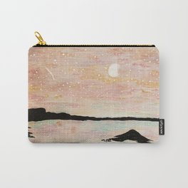 Crater Lake Van Life Carry-All Pouch