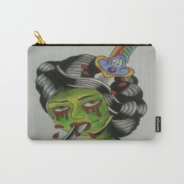 Zombie Geisha Carry-All Pouch