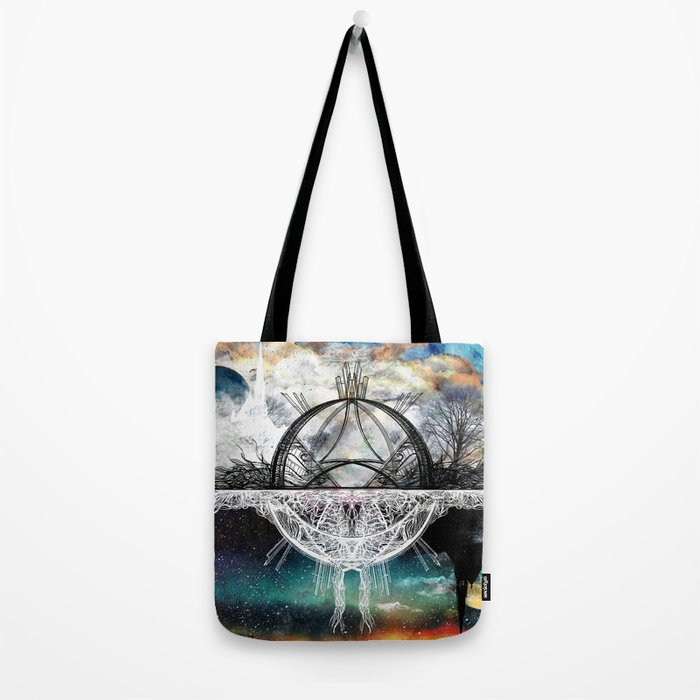 TwoWorldsofDesign Tote Bag