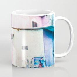 Aquarelle City Coffee Mug