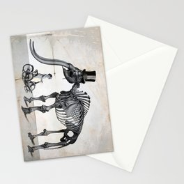 Mister Mastodon And Molly June Stationery Cards