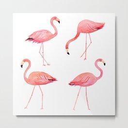 Lovely Pink! Metal Print