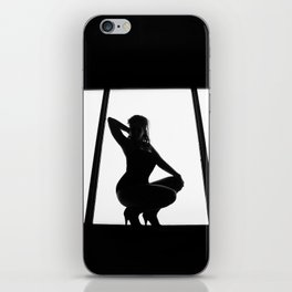 Feminine Mystique iPhone Skin