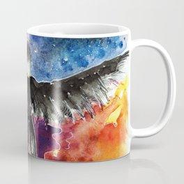 If we burn, you burn with us Coffee Mug