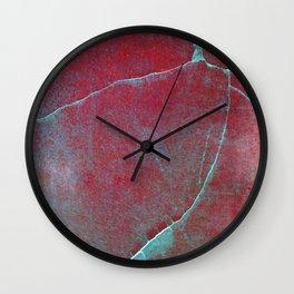 cassé Wall Clock