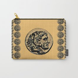 Hercules the GOAT Hero Carry-All Pouch
