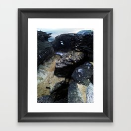 "Indian Cave @ Arecibo ""Cueva del Indio"" 2 Framed Art Print"