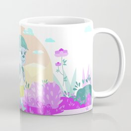 Little explorer Coffee Mug