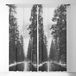 ROAD TRIP IV / Yosemite, California Blackout Curtain
