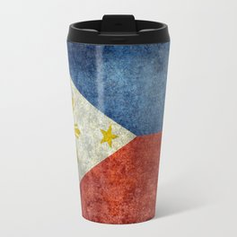 Republic of the Philippines national flag (50% of commission WILL go to help them recover) Travel Mug