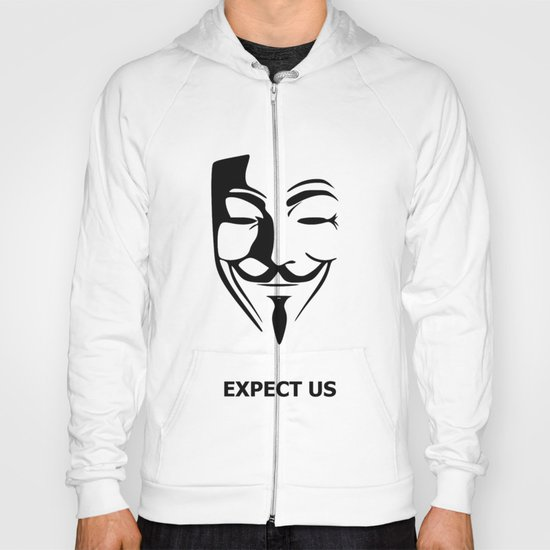 Expect us Hoody
