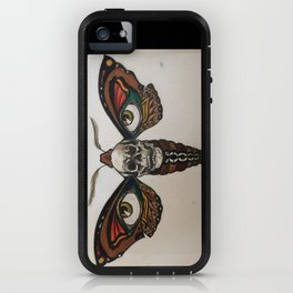 Wings with Eyes iPhone Case