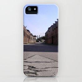 Maestria st. iPhone Case