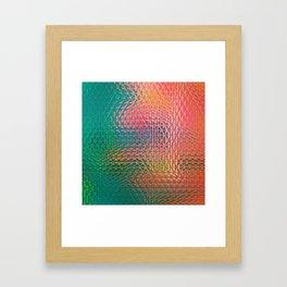 Life's A Blur Framed Art Print