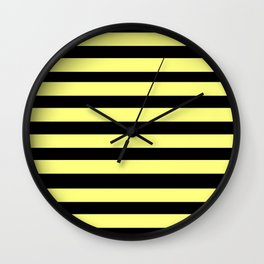 Let's be a bee ! Wall Clock