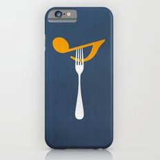 Hungry For Music Slim Case iPhone 6s