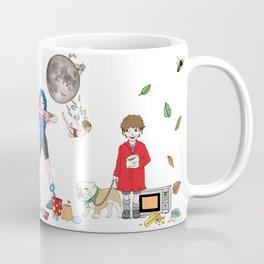 Characters - 'Seasons End' - 'F. E. A. R.' Coffee Mug