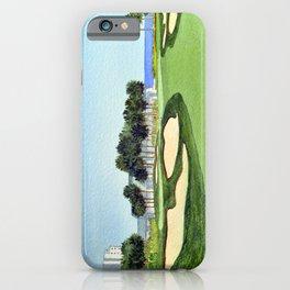 The Dunes Golf Club Myrtle Beach South Carolina iPhone Case