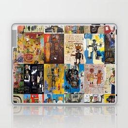 Basquiat Montage Laptop & iPad Skin