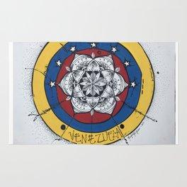 Venezuela Libre Rug