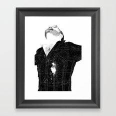 Fire of the Mind Framed Art Print
