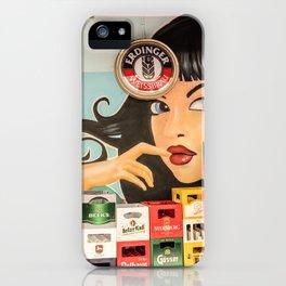Berlin Kreuzberg iPhone Case