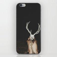 haunted iPhone Skin