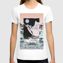 That circle which might be a moon T-shirt