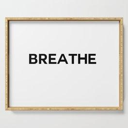 breathe Serving Tray