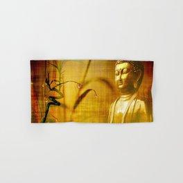 Sacred Buddha Hand & Bath Towel