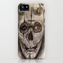 Sinful Death iPhone Case
