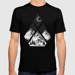 Mountain Geometry T-shirt