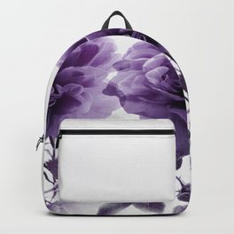 Three Roses In A Row Backpack