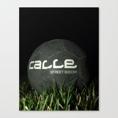 Calle-Swag District. Canvas Print