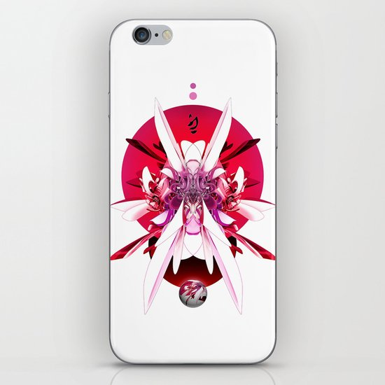 Another Photoshop Robot (Alternate Version) iPhone & iPod Skin